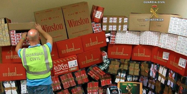 10 de cada 100 cigarrillos fumados en España tienen procedencia ilegal