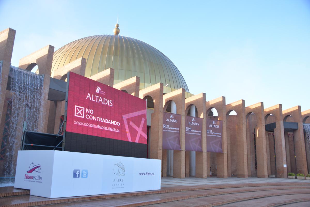 Altadis celebrará en Sevilla el II Congreso Frente al Contrabando de Tabaco