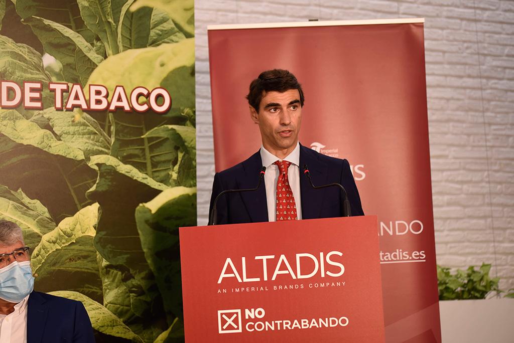 Altadis confía en que la nueva Ley de Lucha contra el Fraude contribuya a evitar el comercio ilícito de tabaco crudo